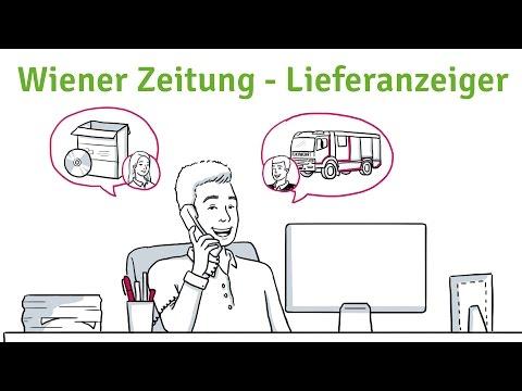 Wiener Zeitung - Lieferanzeitung