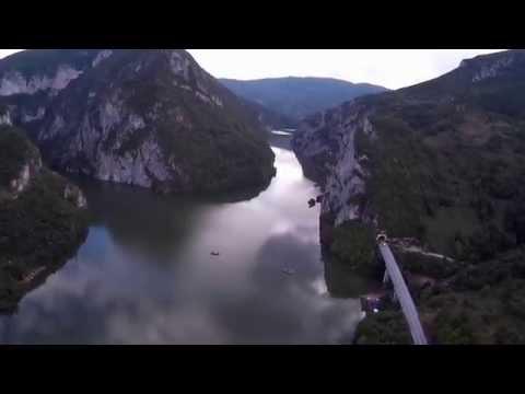 Višegrad Drone Video