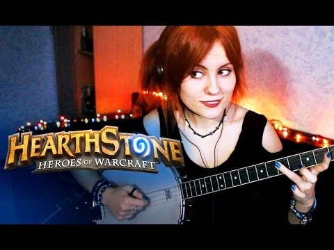 "Peter Mcconnell  ""Hearthstone Main Theme"" Cover"