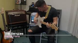 Video Michal Polak- Electric  guitar (cover) The Bengles Eternal Flame