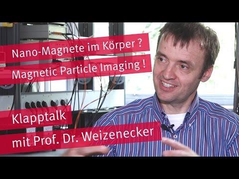 Nano-Magnete im Körper – Magnetic Particle Imaging