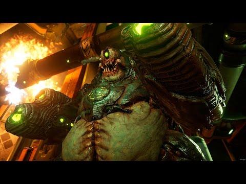 Doom – E3 2016