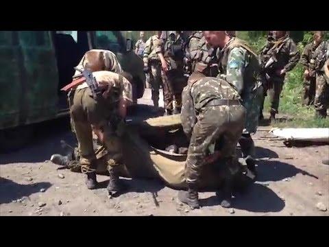 Снайпер ликвидировал украинского солдата