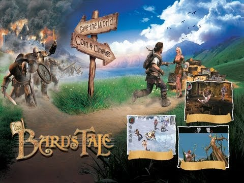Video of The Bard's Tale - Xperia Edn.
