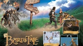 The Bard's Tale - Xperia Edn. YouTube video