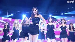 Download Lagu 151205 2016 iQIYI All Star Carnival: Girls' Generation 소녀시대 - Lion Heart Mp3