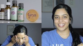 How I Cured my Allergy To Sunlight | The Oil Cleansing Method