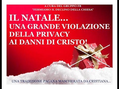 """tutta la verità sul natale """"cristiano"""""""