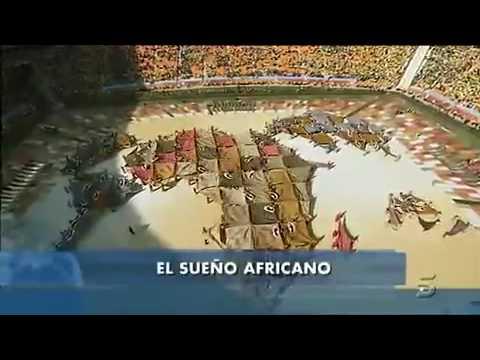「サッカーワールドカップ南アフリカ大会がいよいよ開幕!巨大フンコロガシ登場w」のイメージ