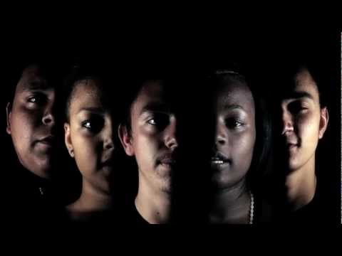 """The """"I'll Stand Up"""" video was one of seven finalists in the Stop Bullying Video Challenge."""