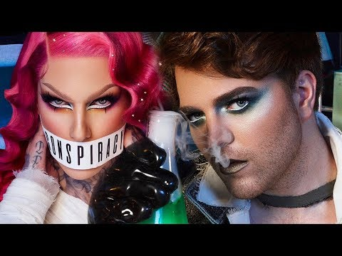 Jeffree Star x Shane DawsonThe Conspiracy Collection Reveal