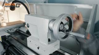 Промышленный токарно-винторезный станок с УЦИ...
