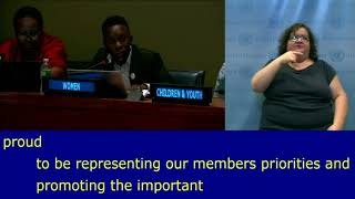 Review on Jamaica VNR at the HLPF 2018: UN Web TV