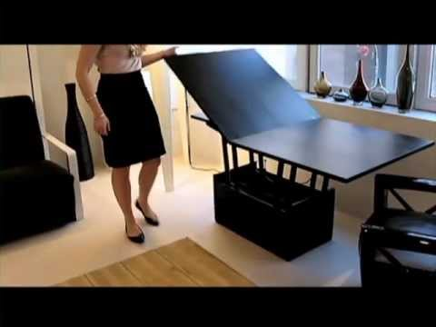 resourcefurniture - The history and evolution of transforming furniture. This film was created for the 2011 Architecture & Design Film Festival in New York City. Terrific archiv...