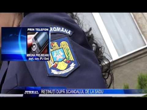 RETINUTI DUPA SCANDALUL DE LA SADU