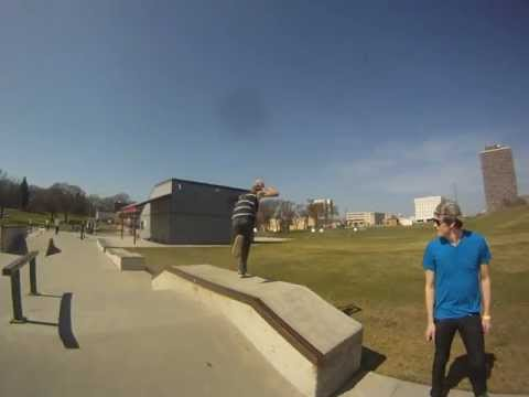 Fargo, ND: Dike West Skatepark Scraps