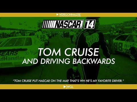 Favorite - Explaining to Nascar fans that Tom Cruise was a racer and is also my favorite Nascar driver. Tom Cruise put Nascar out there for the world to see, give him his props!!! Subscribe!! ☆https://www....