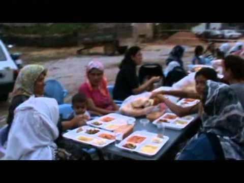 Yassıhüyüklüler arefe günü ifttar programı