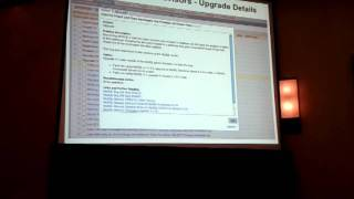 OTN Developer Day Washington DC : MySQL Administration And Management Essentials Part 2 Of 2