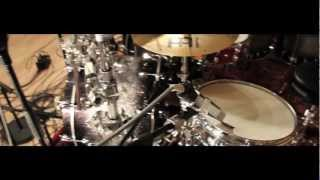 Amaranthe Studio diary the second comming part 1 drums