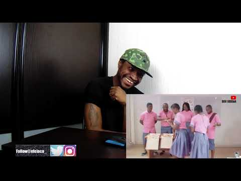 Back to School Series (Bovi Ugboma) (Because of Food) Reaction