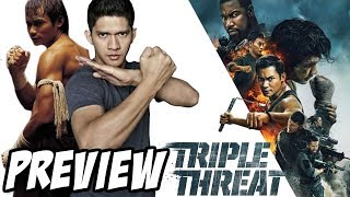 Triple Threat Preview