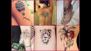 Video 50 Cute Tattoo Designs For Girls – Inspirational Tattoo Ideas For Women MP3, 3GP, MP4, WEBM, AVI, FLV Juni 2018