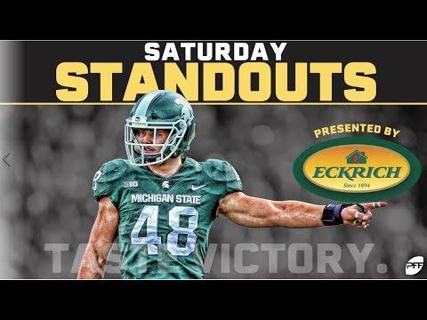 College Football Week 3 Saturday Standouts | PFF