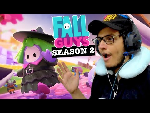 Fall Guys Season 2 is OP 😍😍