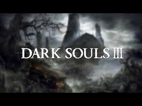 Запись стрима по игре Dark Souls 3! #1