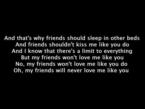 Video Ed Sheeran - Friends (Lyrics) download in MP3, 3GP, MP4, WEBM, AVI, FLV January 2017