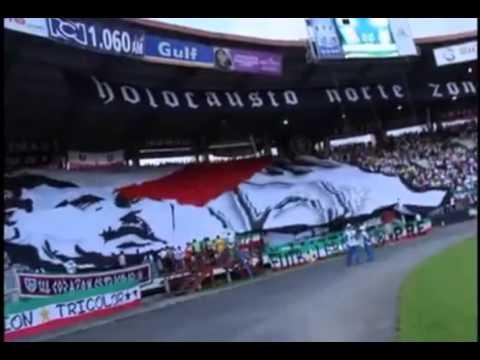 Holocausto Norte vs Aguilas de pereira 2014 - Holocausto Norte - Once Caldas - Colombia - América del Sur