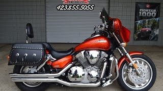 5. Used 2006 Honda VTX1300C For Sale - LOADED! Chattanooga TN / GA / AL Pre Owned Motorcycles