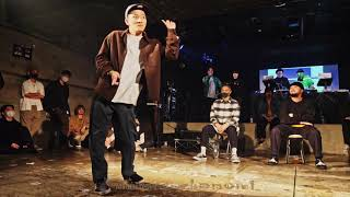 地獄 vs Tsubasa – Poppers College 2020 大忘年会 BEST4
