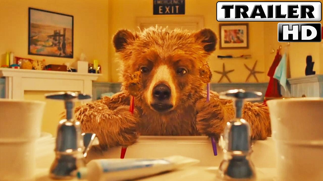 Trailers – Paddington (2014)