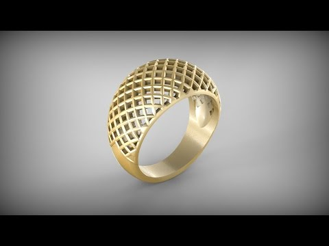 Ring Cells in Rhinoceros. Tutorial.