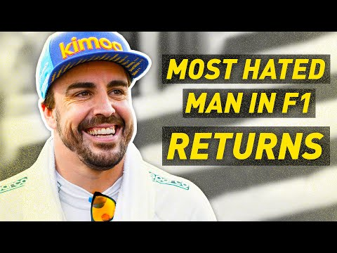 The Most Hated Man in F1 Returns... AND I LOVE IT