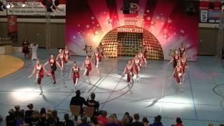 Ecktown-Showteam - Süddeutsche Meisterschaft 2013