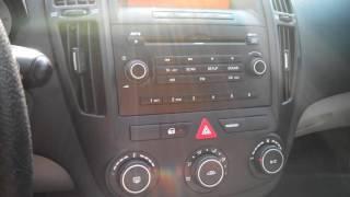 видео авто Kia Ceed в кредит
