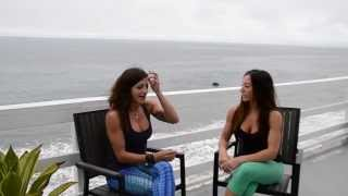 Meet Nathania Stambouli, Yoga & Mediation Instructor, Lifecoach, & former Bikini/ Fitness Competitor! (Part 1 of 2 video's: click here for Video 2:)This Paris born yogi is such an inspiration for so many reasons. Not only has she gone through her own body, mind, & spiritual transformation, she has taken her own experience & now helps others to achieve their own level of success! MY KIND OF GIRL...and for all those reasons and more, we have teamed up together & have started something truly life changing for ALL! Learn more about her journey & our new projects in this two part video!Learn More about Nathania & the classes she offers:www.FLOWTASTICYOGA.COMJoin us for a TRANSFORMATION RETREAT in BALI 2015, Learn More:www.MINDFUL-GODDESS.COMwww.MINDFUL-WARRIOR.COM