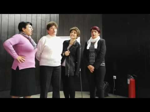 Ženska pjevačka grupa Udruženja Banijaca - Na ovoj dugoj noći