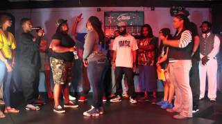 Iron Mouth Battle League | Almenjoi vs. Mizunderstood