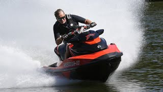 4. 2016 Sea Doo New Models with 300 Horsepower