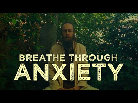 Nada Video: Breathe Through Anxiety – A Mindful Breathing Exercise