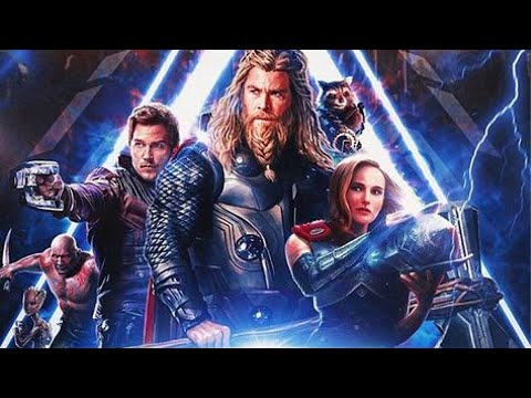 THOR LOVE AND THUNDER OFFICIAL UPDATE
