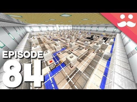 Hermitcraft 5: Episode 84 - The Labyrinth is COMPLETE!