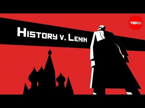 Russia – History vs. Lenin
