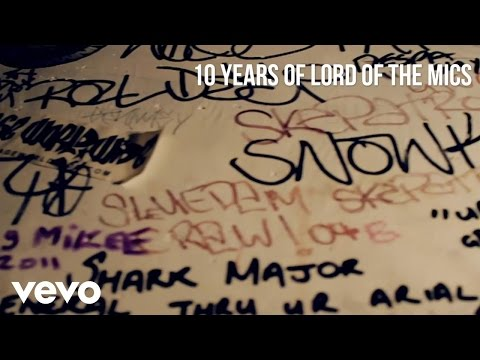 LORD OF THE MICS | 10 YEARS OF LORD OF THE MICS | DOCUMENTARY @LordOfTheMics