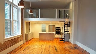 Another Great Crown Loft Renovation!