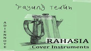 Video Payung Teduh - Rahasia (Karaoke - AdieNote Instruments) MP3, 3GP, MP4, WEBM, AVI, FLV September 2018